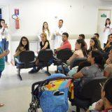 Asces-Unita realizou ação para crianças com Microcefalia e seus responsáveis na UPAE