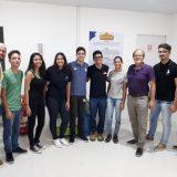 Estudantes de Engenharia de Produção realizam visita técnica