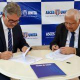 Asces-Unita e TJPE assinam convênio para implantar Casa da Justiça e Cidadania
