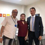 Asces-Unita recebe visita do presidente da OAB - Caruaru