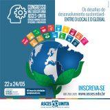Congresso na Asces-Unita debaterá Objetivos do Desenvolvimento Sustentável