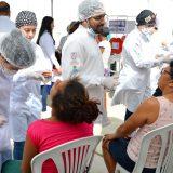 Asces-Unita participa de ação de cidadania na CAGEP