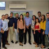 Equipe do PEIEX inicia treinamento na Asces-Unita