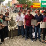 Asces-Unita recebe homenagem por projeto radiojornalístico sobre escritor Nelson Barbalho