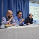 Democracia é tema de debate na Asces-Unita