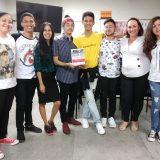 Alunos de Jornalismo ganham prêmio em Congresso Regional