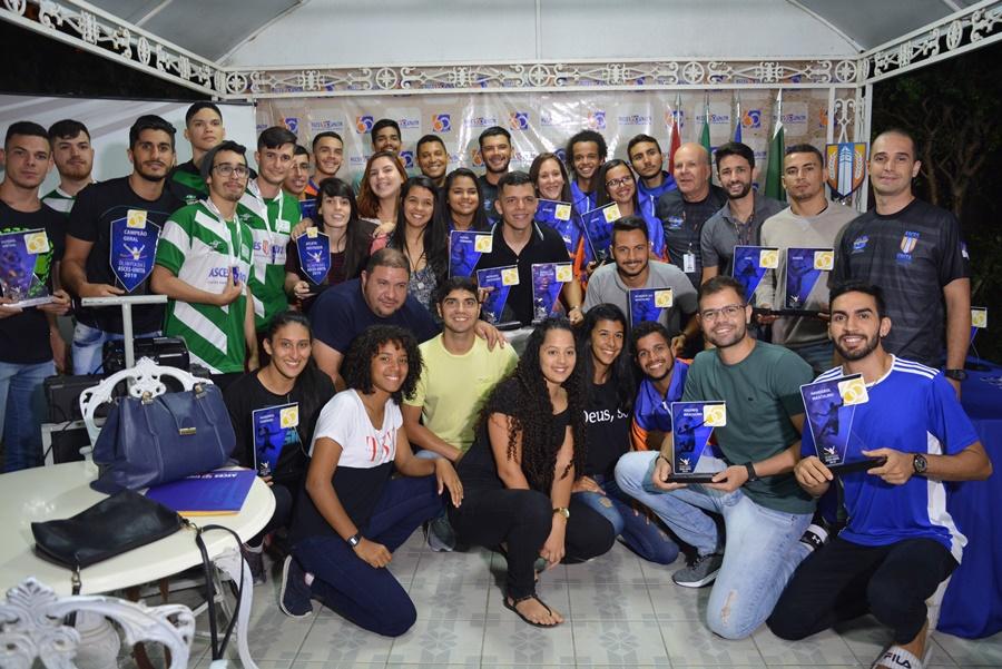 Olimpíada Asces-Unita premia seus vencedores