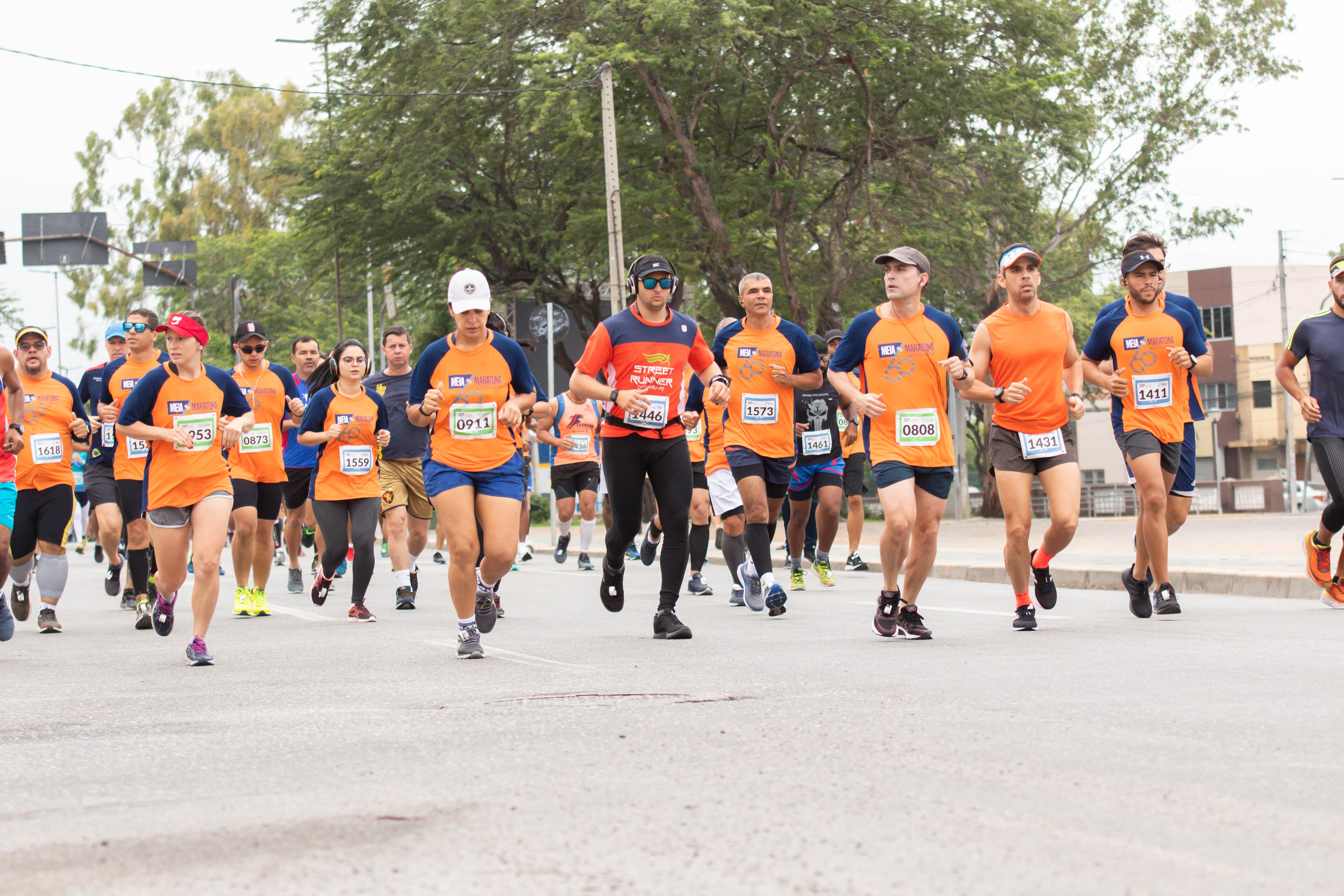 Meia Maratona Asces-Unita conquista as ruas de Caruaru