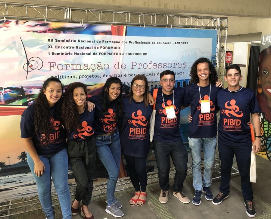 Estudantes da Asces-Unita com trabalhos aprovados em Congresso na Bahia