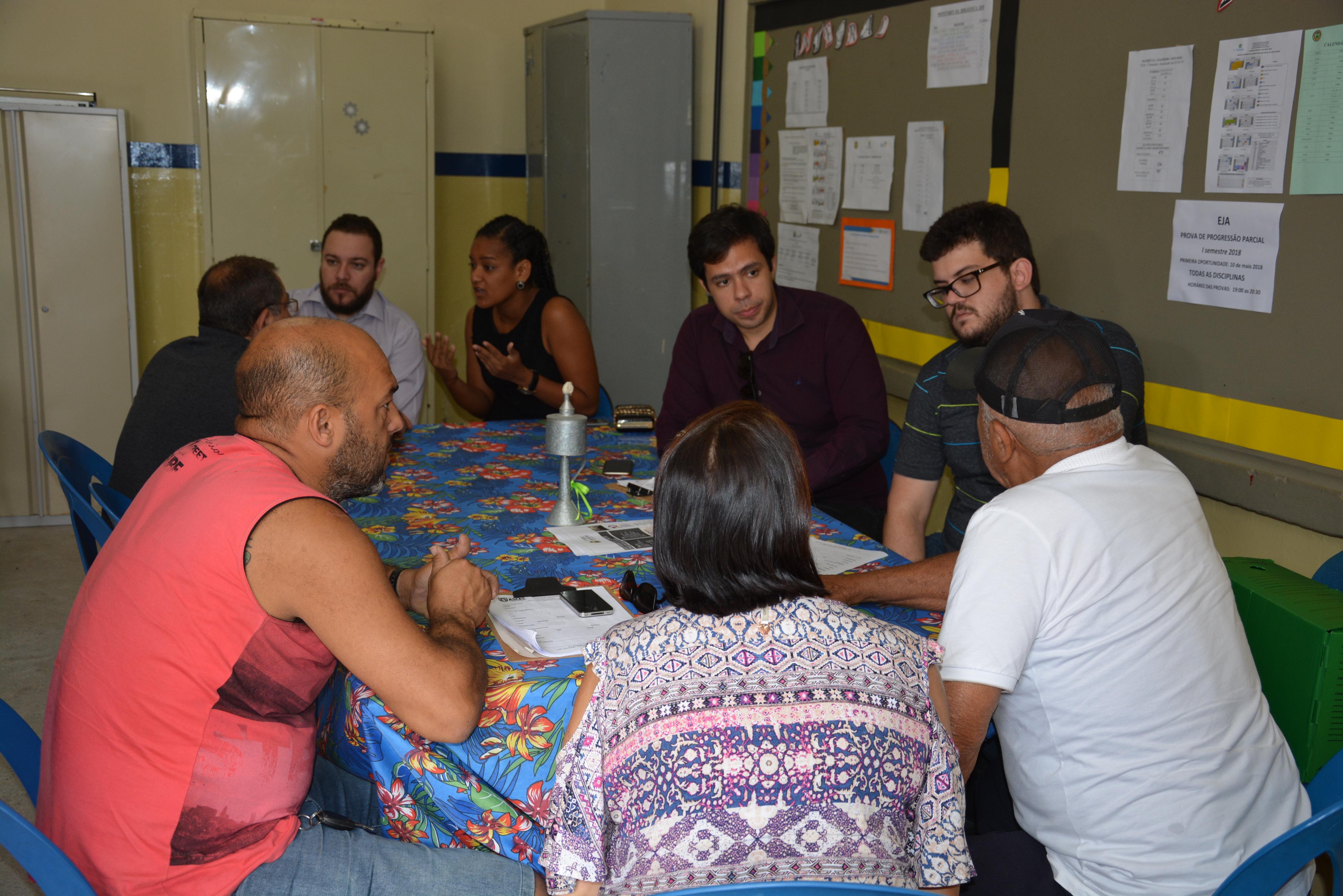 Asces-Unita realiza ação social no Salgado