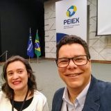 Professores participam de Encontro Nacional do PEIEX