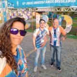 Atletas da Asces-Unita participam do JUBS em Salvador- BA
