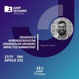 Egresso de Engenharia Ambiental palestra em evento do Porto Digital