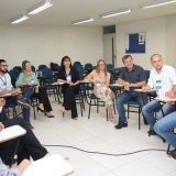 Conselho Regional de Farmácia realiza reunião com os professores da Asces-Unita