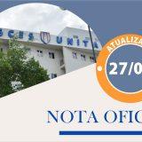 Asces-Unita informa a manutenção da suspensão das atividades presenciais até 15 de abril