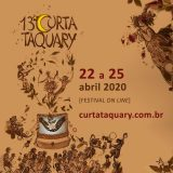 Festival Curta Taquary de 2020 será virtual