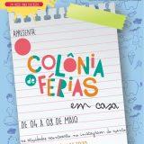 Cursos de Educação Física promovem Colônia de Férias Online