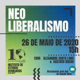 Curso de Relações Internacionais e IEA promovem webnário sobre neoliberalismo