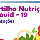Curso de Nutrição desenvolve cartilha sobre benefícios da alimentação contra a Covid-19