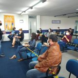 Asces-Unita reúne gestão acadêmica e administrativa para volta às atividades presenciais