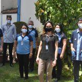 Colaboradores são homenageados por empenho durante pandemia