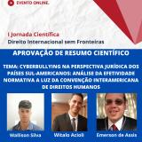 Artigo científico produzido por estudantes é selecionado para Jornada de Direito Internacional