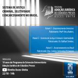 """Projeto de extensão """"Adoção Jurídica de Cidadãos Presos"""" chega aos 19 anos"""