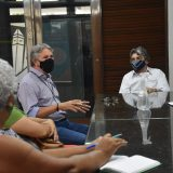 Prefeito eleito de Belo Jardim realiza visita a Asces-Unita