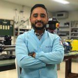 Conheça a trajetória de Deivid Sousa de Figueiroa, coordenador dos cursos de Engenharia