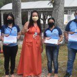 Colaboradores da Asces-Unita se capacitam para atendimento a estudantes surdos