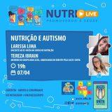 Autismo será tema de live apoiada pelo curso de Nutrição