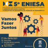 5º Eniesa será relizado entre os dias 26 e 28 de maio