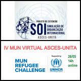 Estudantes da Asces-Unita participam de desafio internacional online