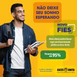 Novas vagas para o FIES serão ofertadas a partir de 27 de julho