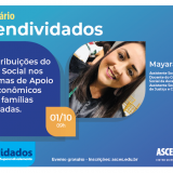 ProEndividados promove IV webnário
