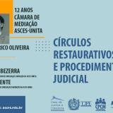 Webinário celebrará os 12 anos da Câmara de Mediação