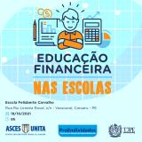 Educação Financeira nas escolas é promovida pelo ProEndividados