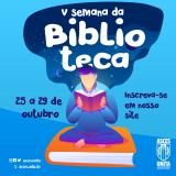 V Semana da Biblioteca será realizada na Asces-Unita