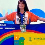 É campeã! Ivanna Meirelles é a melhor atleta universitária Fifa do Brasil